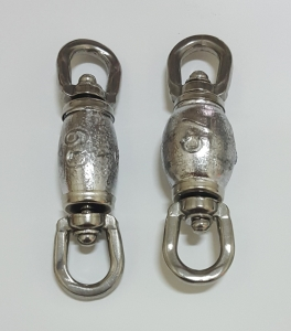 Stainless Leaden Barrel Swivel