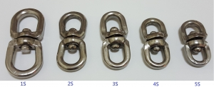 Stainless 8Type Swivel
