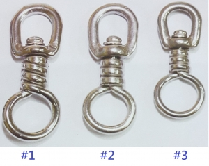 Stainless B.L Swivel